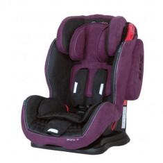 Scaun Auto Sportivo 9-36 kg Violet - Scaun auto bebelusi grupa 0+ (0-13 kg) Coletto