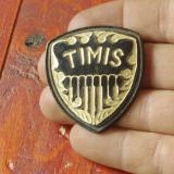 Emblema / sigla acordeon Timis  - vintage / de colectie !!!