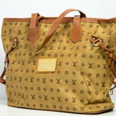 Geanta / Poseta de umar sau mana Louis Vuitton LV + Cadou Surpriza - Geanta Dama Louis Vuitton, Culoare: Din imagine, Marime: One size, Bumbac