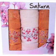 Camasa de noapte - Set 3 Prosoape Sakura