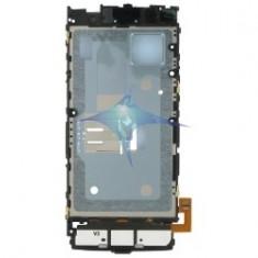 Piese GSM - Placa Tastatura Nokia X6 (+Rama Display) Original