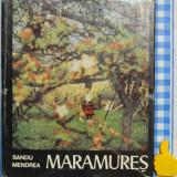 Carte Geografie - Maramures Sandu Mendrea