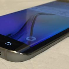 Samsung Galaxy S6 EDGE 64GB - Impecabil - Telefon Samsung, Negru, Neblocat