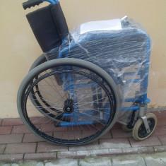 Scaun cu rotile - Vand carucior persoane cu dizabilitati locomotorii