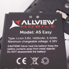 Baterie acumulator Allview A5 easy originala swap, Li-ion, 1000mAh/3, 7Wh