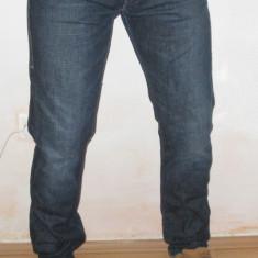 Blugi barbati Levi's, Lungi, Slim Fit, Normal - Blugi Originali Levi`s '' RED '' W 34 L 34 - SLIM FIT ( Talie 88 / Lungime 114 )