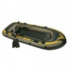 Barca Pescuit - Barca gonflabila pentru 4 persoane Seahawk IV Intex 68351