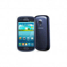 Telefon mobil Samsung Galaxy S3 Mini - Smartphone Samsung i8200 Galaxy S3 Mini Value Edition 8GB Blue