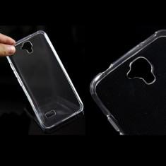 Husa Huawei Y5 Y560 Super Slim 0.7mm Silicon TPU Transparenta - Husa Telefon