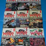 Carte de aventura - Lot 9 colectia war Z razboi NR 3, 5, 6, 7, 8, 10, 11, 15, 98 - DOUGLAS REEMAN