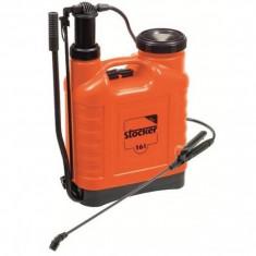 Stropitoare gradina - Pompa manuala de stropit tip rucsac Stocker - 12 litri