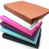 Husa din piele cu tastatura USB pentru tableta de 7 inch / Diverse culori