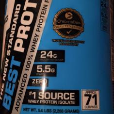 Supliment nutritiv - Proteine BPI Sports Best Protein 2270g