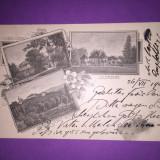 Surduc - Carte Postala Oltenia 1904-1918, Circulata, Fotografie