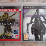 Vand Jocuri PS3 Activision, playstation 3, seria DARKSIDERS 1 si 2, aventura, actiune, suspans, 18+, Single player