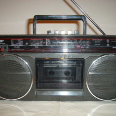 Radiocasetofon SHARP GF 3939