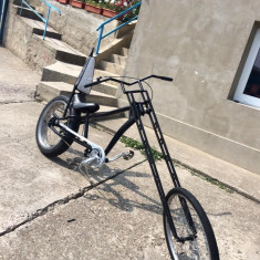 Vand bicicleta chopper