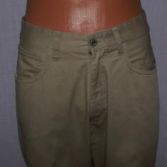 Pantaloni de doc barbati DOCKERS Khakis marimea W30 L32 culoarea camel - Pantaloni barbati Dockers, Lungi