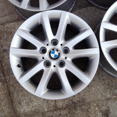Jante aliaj, Diametru: 16, 6, 5, Numar prezoane: 5, PCD: 112 - JANTE ORIGINALE BMW 16 5X120