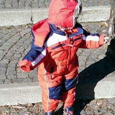 Echipament de ski - Salopeta/costum de iarna impermeabil copii 1-2 ani