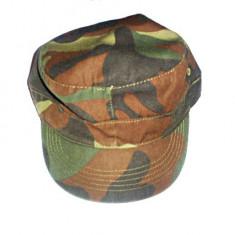 Sapca - militara camuflaj - wodland - Sapca Dama