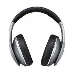 Accesoriu - Casca bluetooth stereo Samsung Premium Level Over, Argintiu