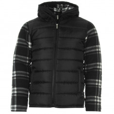 Jacheta Geaca Barbati Lee Cooper Fleece - Marimi disponibile S, M, L, XL, XXL, XXXL