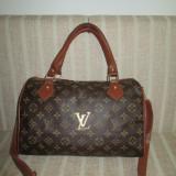 Geanta dama maro Louis Vuitton speedy+CADOU, Culoare: Din imagine, Marime: Medie