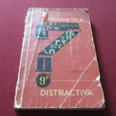 I I PERELMAN - ARITMETICA DISTRACTIVA