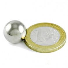 Magnet neodim sfera, diametru 13 mm, putere 2, 9 kg
