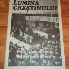 revista Lumina crestinului iulie 1999 (Dieceza Romano-Catolica de Iasi)