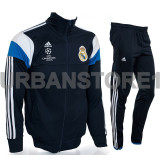 Trening FC Real Madrid, Adidas Slim Fit + LIVRARE GRATUITA!
