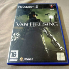 Joc Van Helsing PS2, original, 24.99 lei(gamestore)! - Jocuri PS2 Sierra, Actiune, 16+, Single player
