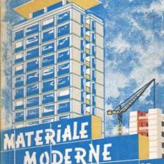 Carti Constructii - Materiale moderne in constructii - Autor(i): Alexandru Negoita