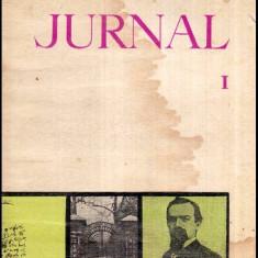 Biografie - Jurnal si epistolar vol. l - Autor(i): Titu Maiorescu
