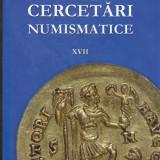 CERCETARI NUMISMATICE vol. XVII 2015 Muzeul National de Istorie a Romaniei - Arheologie
