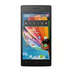 Telefon mobil - Mediacom Smartphone Mediacom PhonePad Duo X500 Dual Sim Deep Blue