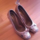 Vand pantofi cool - Pantofi dama, Marime: 36, Culoare: Maro