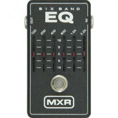 MXR M109 6-Band Graphic Equalizer - Efect Chitara