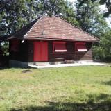 Cabana la munte/Casa de vacanta - Muntii Fagaras - vf. Moldoveanu - Casa de vanzare, 56 mp, Numar camere: 3, Suprafata teren: 1500