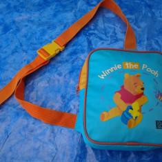 Winnie the Pooh, marca Disney, geanta de umar 19*17*7 cm