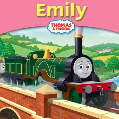 My Thomas Story Library - Thomas and Friends - Nr.25 carte EMILY - Carte educativa