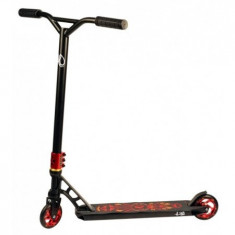 Trotineta AO Scooters Delta Linear black/red - Trotineta copii