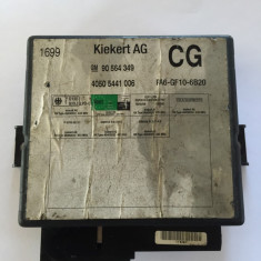 Calculator confort Opel Astra G Zafira Vectra 90564349 CG - ECU auto