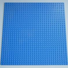 1 x plansa LEGO - 32 X 32 (25.5CM X 25.5CM) CITY LEGO - albastru