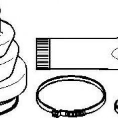 Ansamblu burduf, articulatie planetara OPEL VECTRA B hatchback 1.8 i 16V - TOPRAN 206 217 - Burduf auto