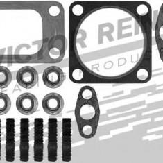 Set montaj, turbocompresor MAN L 2000 8.225 LC, 8.225 LLC, LRC, LLRC - REINZ 04-10076-01 - Turbina