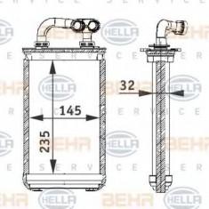 Schimbator caldura, incalzire habitaclu BMW 3 Compact 316 i - HELLA 8FH 351 311-291 - Sistem Incalzire Auto