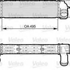 Intercooler, compresor BMW X3 xDrive 20 i - VALEO 818252 - Intercooler turbo