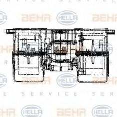 Ventilator, habitaclu MERCEDES-BENZ NG 1417 - HELLA 8EW 009 160-631 - Motor Ventilator Incalzire